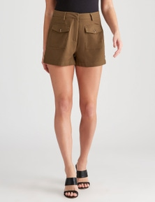 Crossroads Safari Pocket Short