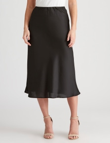 Crossroads Bias Cut Skirt