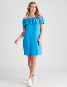 Urban Ruffle Dress