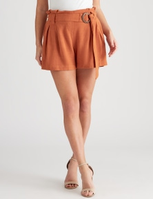 Crossroads Ring Belt Soft Short
