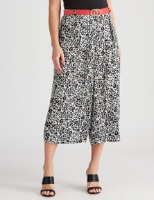 Crossroads Soft Wide Print Pant
