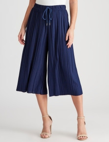 Crossroads Knit Pleated Pant