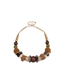 TIME TRAVEL SHORT NECKLACE