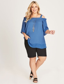 Autograph Off The Shoulder Tunic