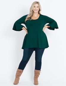 Autograph Fluted Tunic