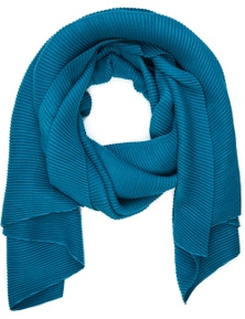 Autograph Pleated Scarf