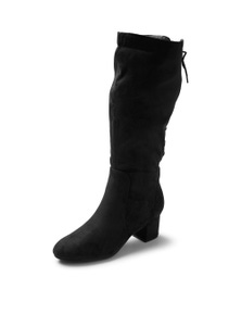 Autograph Tall Boot With Back Strap