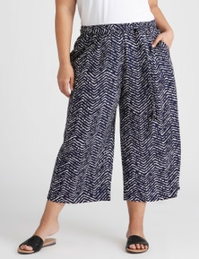 Autograph Woven 7/8 Printed Pant