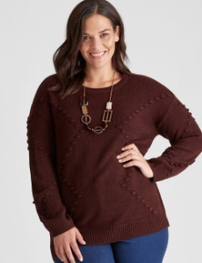 Autograph Knit Novelty Jumper