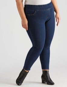 Autograph Pull On Knit Jegging