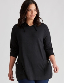 Autograph LS Pocket Hooded Tunic