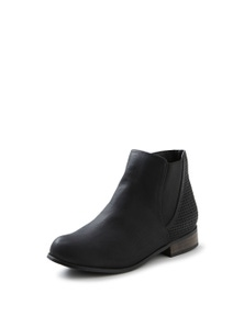 Autograph Flat Ankle Boot