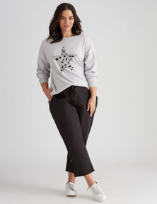 Autograph Lurex Star Jumper