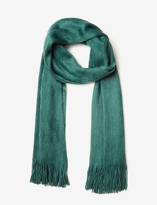 Autograph Feather Knit Scarf