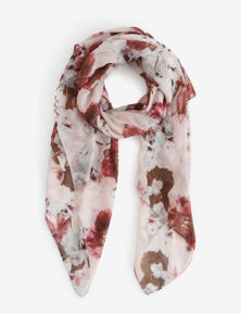 Autograph Pink Blossom Scarf