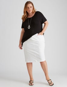 Sara Cargo Skirt