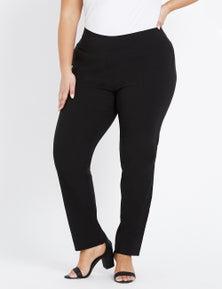 Beme Bengaline Slim Pant Regular Length