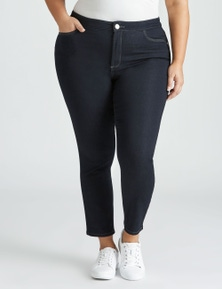 Beme The Secret Shaper Slim Short Jean