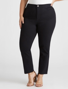 Beme Chloe The Secret Shaper Slim Short Jean