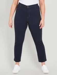 Beme Chloe The Secret Shaper Slim Short Jean