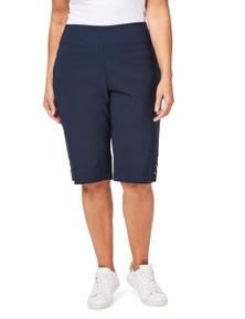 Beme Pull On Bengaline Shorts