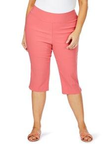 Beme Coloured Capri Pant