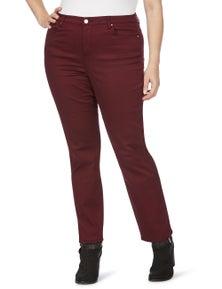 Beme Regular Length Slim Leg Jean