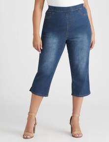 Beme Crop Pull On Jegging