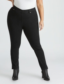 Beme Luxe Pull On Regular Jean