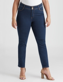 Beme Hour Glass Slim Regular Length Jean