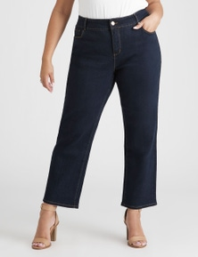 Beme Straight Leg Short Jean