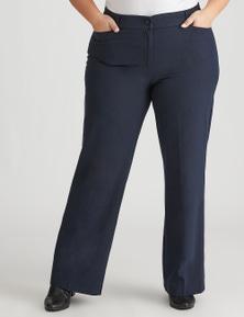 Beme Perfect Pant Straight Regular Length