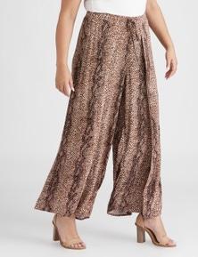 Beme full length layered pant
