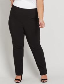 Beme Bengaline Slim Pant Regular Length Pant