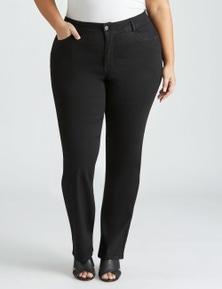 Beme Sophie Straight Leg Regular Jean