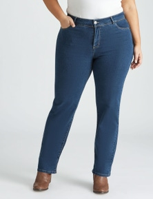 Beme Sophie Straight Leg Regular Jean