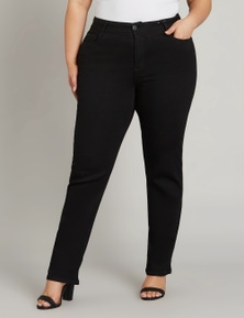 Curve Society Sophie Straight Leg Regular Jean