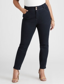 CURVE SOCIETY FULL LENGTH HOUR SKINNY JEAN