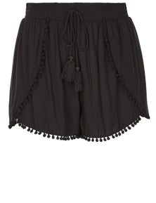 Crossroads Embroidered Soft Short