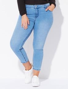 Crossroads 7/8 Slim & Shape Skinny Jean