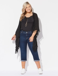 Crossroads Lace Cover Up