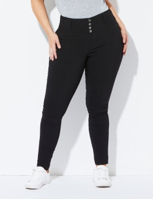 Crossroads Button Up Supersretch Pant