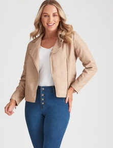 Crossroads Biker Jacket
