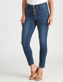 Crossroads High Rise Skinny Jean