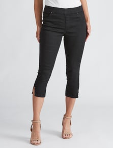 Crossroads Jegging Cropped