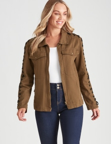 Crossroads Utility Jacket