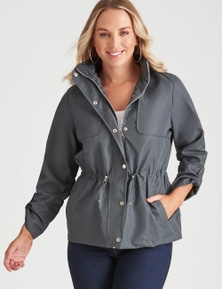 Crossroads Short Anorak Jacket