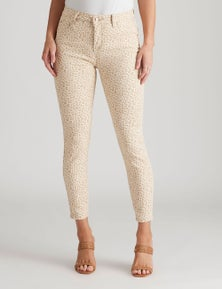 Crossroads Leopard Pant