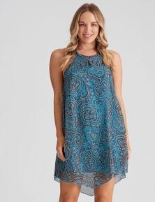 Urban Halter Neck Dress