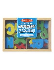 Melissa & Doug - Alphabet Magnets - 52pc